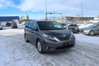 Used 2015 Toyota Sienna XLE for sale in Calgary, AB
