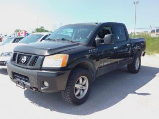 Used 2008 Nissan Titan SE for sale in Innisfil, ON