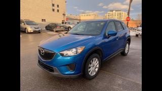 Used 2014 Mazda CX-5 GX AUTO AWD CERTIFIED BLUETOOTH for sale in Toronto, ON