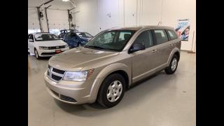 Used 2009 Dodge Journey SE AUTO CERTIFIED 4CYLINDER NO ACCIDENT for sale in Toronto, ON