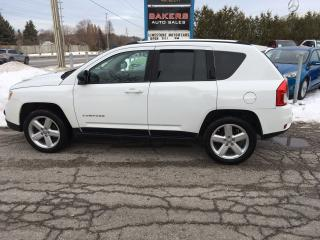 Used 2012 Jeep Compass LIMITED for sale in Newmarket, ON