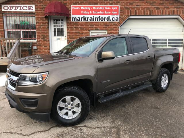 2017 Chevrolet Colorado 4WD V6 Crew Cab 5' Box Bluetooth