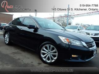 Used 2015 Honda Accord V6 Touring.Navi.Reverse/Blind Spot Cam.FullOptions for sale in Kitchener, ON