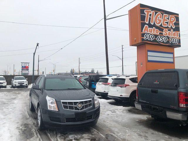 2012 Cadillac SRX Luxury**VERY CLEAN**ACCIDENT FREE**CERTIFIED