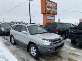 Used 2006 Hyundai Santa Fe GLS**ONLY 167KMS**ALL WHEEL DRIVE**AS IS SPECIAL for sale in London, ON