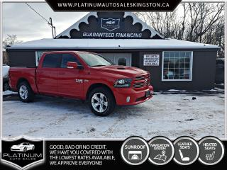 Used 2017 RAM 1500 SPORT for sale in Kingston, ON