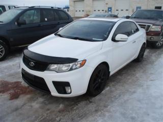 Used 2011 Kia Forte SX for sale in Innisfil, ON