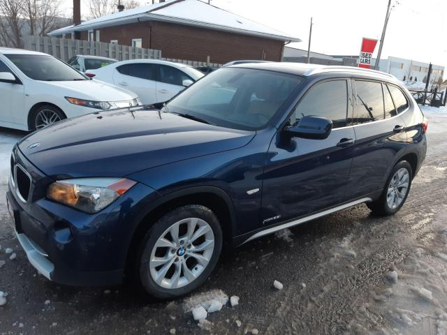 2012 BMW X1 28i, XDRIV, PANO ROOF, ACCIDENT FREE, BTOOTH 125KM
