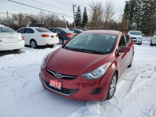 Used 2013 Hyundai Elantra GLS for sale in Stouffville, ON