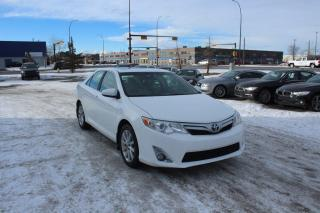 Used 2012 Toyota Camry XLE for sale in Calgary, AB