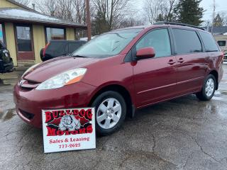 Used 2010 Toyota Sienna LE for sale in Glencoe, ON