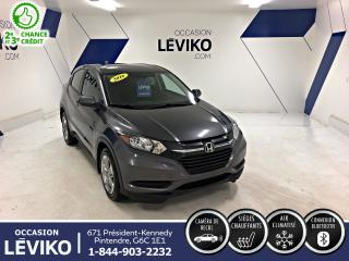 Used 2016 Honda HR-V LX FWD ** CAMÉRA + BLUETOOTH** for sale in Lévis, QC