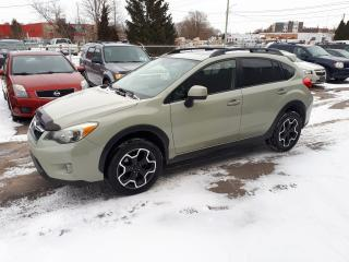 Used 2013 Subaru XV Crosstrek 2.0i w/Touring Pkg for sale in Waterloo, ON