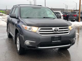 Used 2011 Toyota Highlander Back Up Cam for sale in Oakville, ON