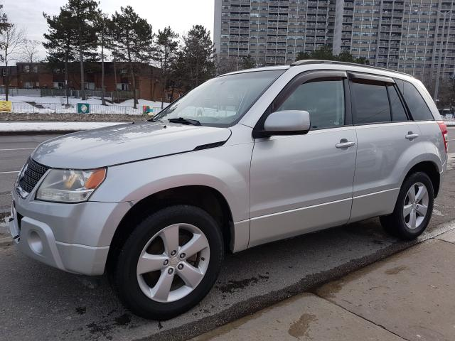 2010 Suzuki Grand Vitara JLX-L-4X4-SUNROOF-SUNROOF-LEATHER-