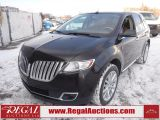 Photo of Black 2013 Lincoln MKX BASE 4D UTILITY AWD 3.7L