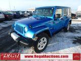 Photo of Blue 2015 Jeep Wrangler