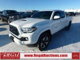 Photo of White 2018 Toyota Tacoma TRD Sport