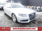 Photo of Silver 2009 Audi A4