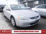 Photo of Silver 2003 Honda Accord