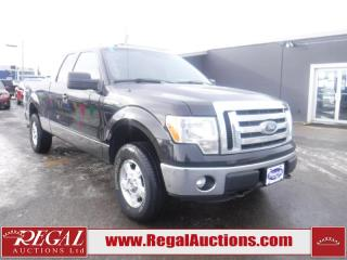 Used 2012 Ford F-150 XLT 4D SUPERCAB 4WD for sale in Calgary, AB