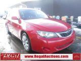Photo of Red 2008 Subaru Impreza