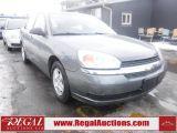 Photo of Grey 2005 Chevrolet Malibu