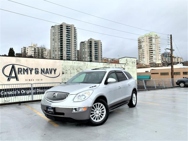 2009 Buick Enclave CXL AWD - ONE OWNER - NAV - LEATHER