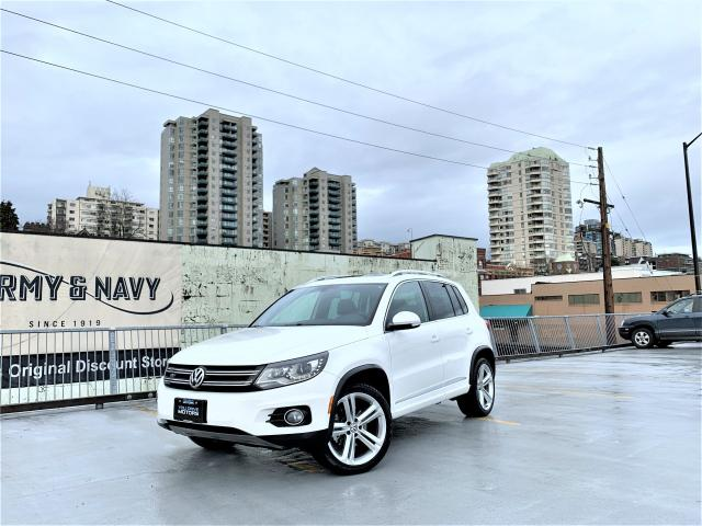 2014 Volkswagen Tiguan Highline R-LINE - ONLY 31K - EVERY OPTION
