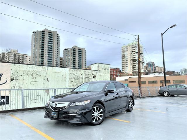 2015 Acura TLX Tech PKG -4 CYL- NAV - BACK UP CAM - ONLY 71K