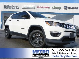 Used 2018 Jeep Compass Sport MINT for sale in Ottawa, ON