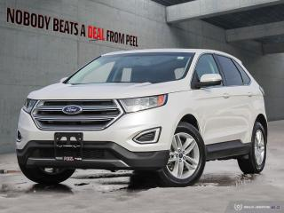 Used 2018 Ford Edge SEL AWD for sale in Mississauga, ON