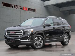 Used 2018 GMC Terrain AWD 4dr SLT Diesel for sale in Mississauga, ON