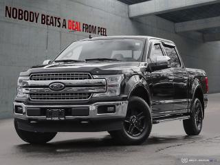 Used 2018 Ford F-150 Lariat 4WD Supercrew 5.5 Box for sale in Mississauga, ON
