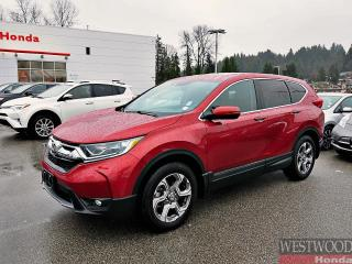 Used 2019 Honda CR-V EX AWD for sale in Port Moody, BC