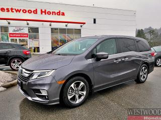 Used 2019 Honda Odyssey EXL for sale in Port Moody, BC