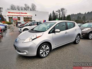 Used 2015 Nissan Leaf SV for sale in Port Moody, BC