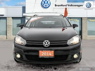 Used 2014 Volkswagen Golf Wagon 2.0 TDI Highline 6sp for sale in Brantford, ON