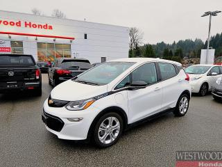 Used 2017 Chevrolet BOLT-EV LT for sale in Port Moody, BC