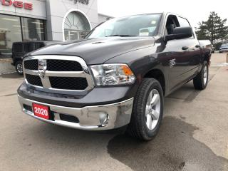 New 2020 RAM 1500 Classic SXT Plus Crew 4x4 V6 for sale in Hamilton, ON