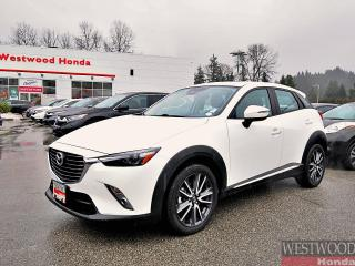 Used 2018 Mazda CX-3 GT for sale in Port Moody, BC