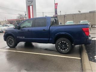 Used 2019 Nissan Titan Pro-4X for sale in St. Catharines, ON