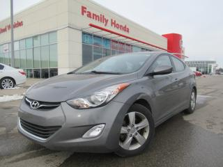 Used 2013 Hyundai Elantra 4dr Sdn Auto GLS | BLUETOOTH | SUNROOF | for sale in Brampton, ON