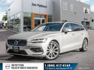 Used 2019 Volvo V60 T6 AWD Momentum for sale in North Vancouver, BC