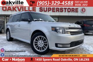 Used 2014 Ford Flex SEL AWD | B/U SENSORS | SYNC | HTD SEATS for sale in Oakville, ON
