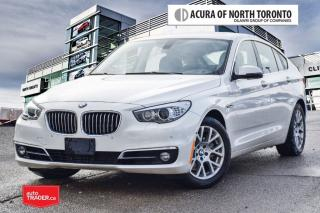 Used 2015 BMW 535xi xDrive Gran Turismo 535i xDrive for sale in Thornhill, ON