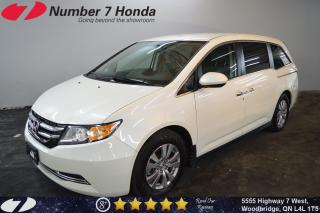 Used 2016 Honda Odyssey EX| Backup Cam| DVD| Bluetooth| for sale in Woodbridge, ON