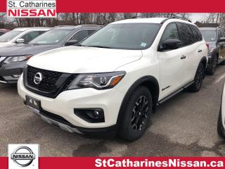 New 2020 Nissan Pathfinder SV Tech V6 4x4 at for sale in St. Catharines, ON