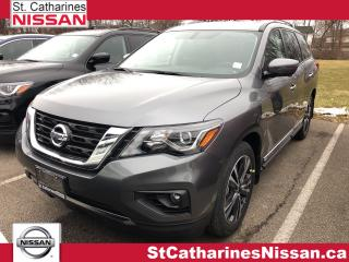 New 2020 Nissan Pathfinder Platinum V6 4x4 at for sale in St. Catharines, ON