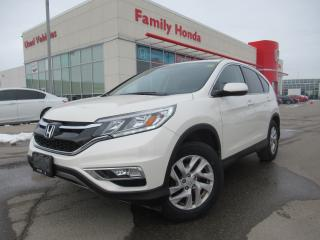 Used 2016 Honda CR-V AWD 5dr SE | BLUETOOTH | 4 NEW TIRES! | for sale in Brampton, ON